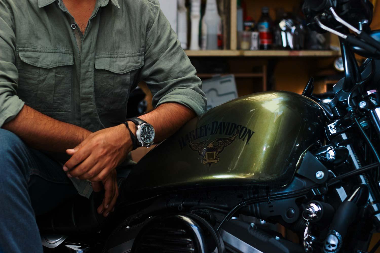 Harley - Mια έξυπνη προωθητική ενέργεια για να γνωριστείς με την μάρκα